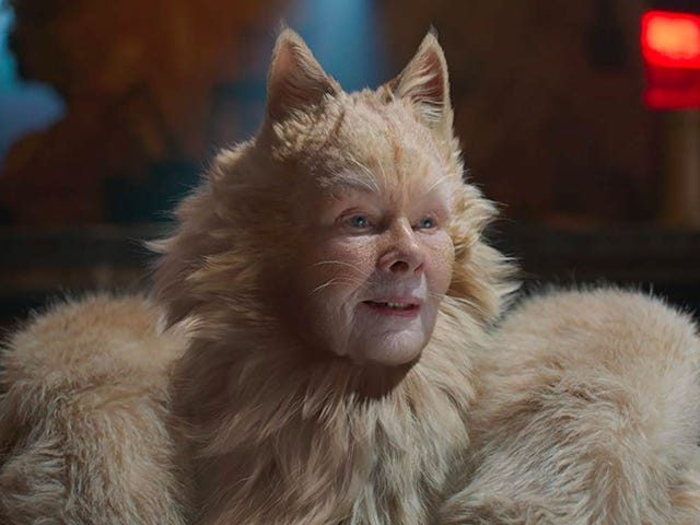 Фильм «Кошки» так же плох, как и выглядит