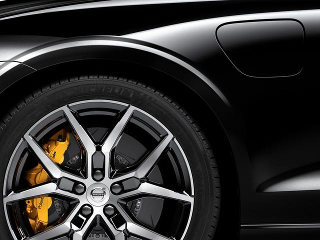 Polestar Is Going To Make Volvo's Hybrids More Awesome