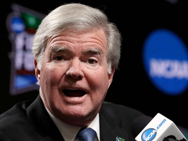 NCAA President Threatens California Schools Over State Bill Allowing College Athletes To Make Money