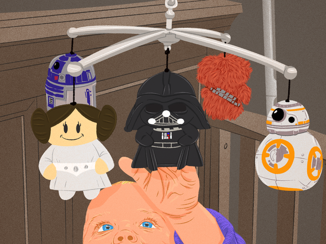How to Introduce Your Kid to Star Wars