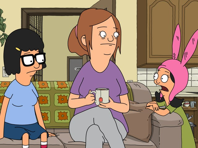 Bob's Burgers goes on a delightfully silly treasure hunt