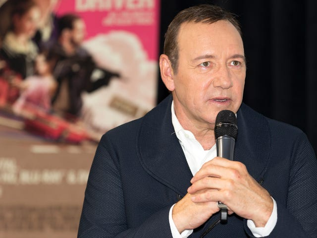 Kevin Spacey, Despite Allegations, Will Return This Year inBillionaire Boys Club