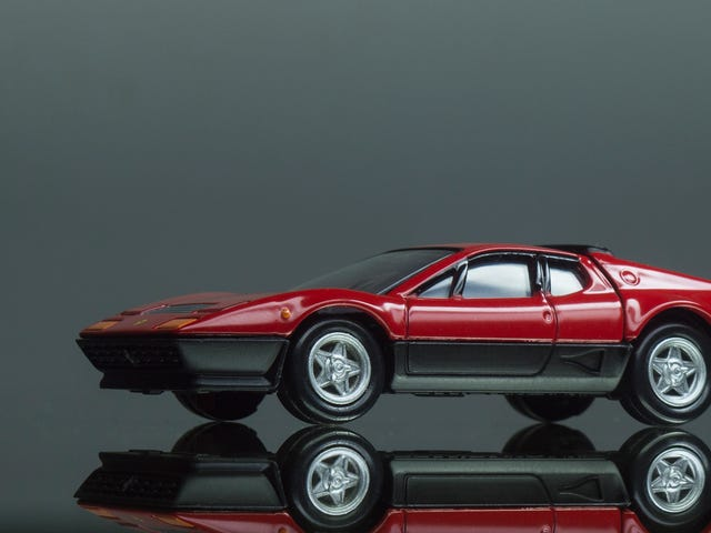 Ferrari Friday - Tomica Ferrari 512 BB