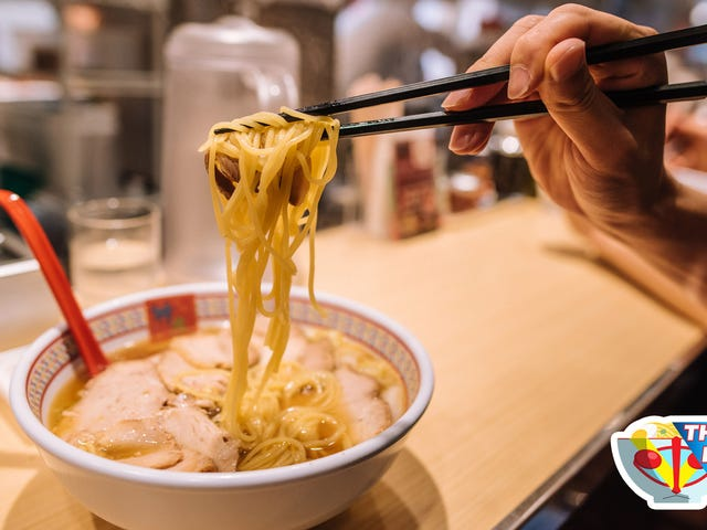 What makes ramen noodles so special?