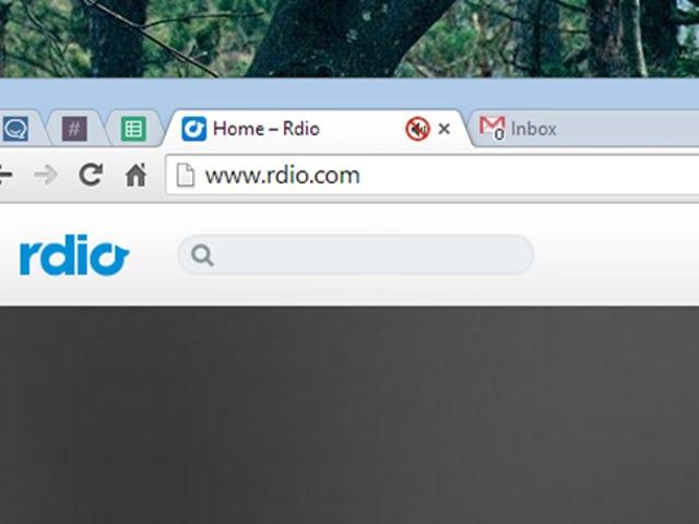 Як вимкнути шумні вкладки в Google Chrome