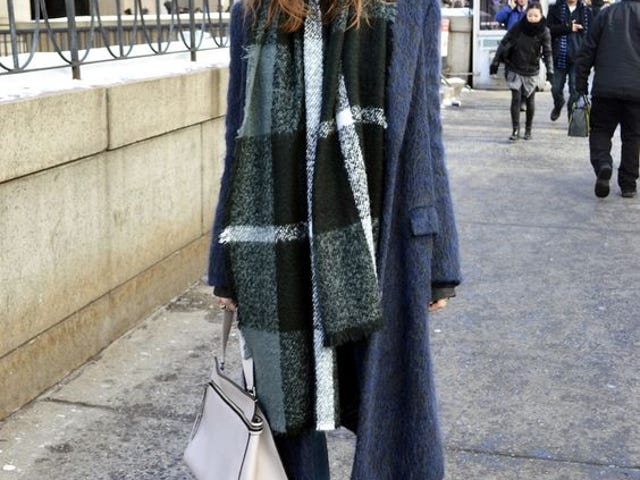 Can we talk keeping warm fashionably?