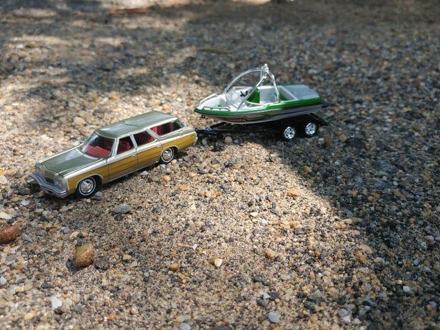 Wagon Wednesday: Gone Fishing