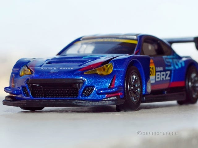 Land of the Rising Sunday - Subaru BRZ STi GT300