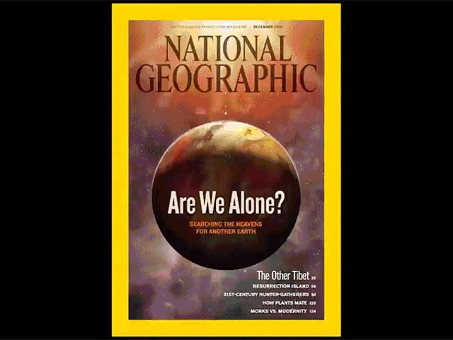 Explore 130 Years of National Geographic Covers in Just Two Minutes