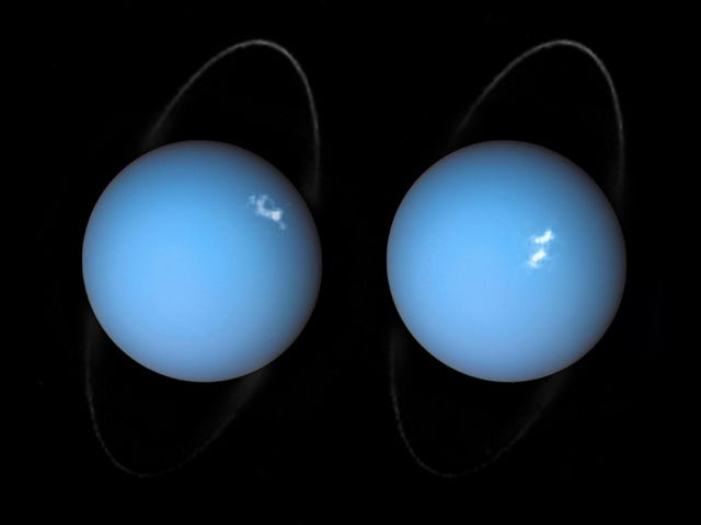 Did Something Massive Smash Into Uranus?