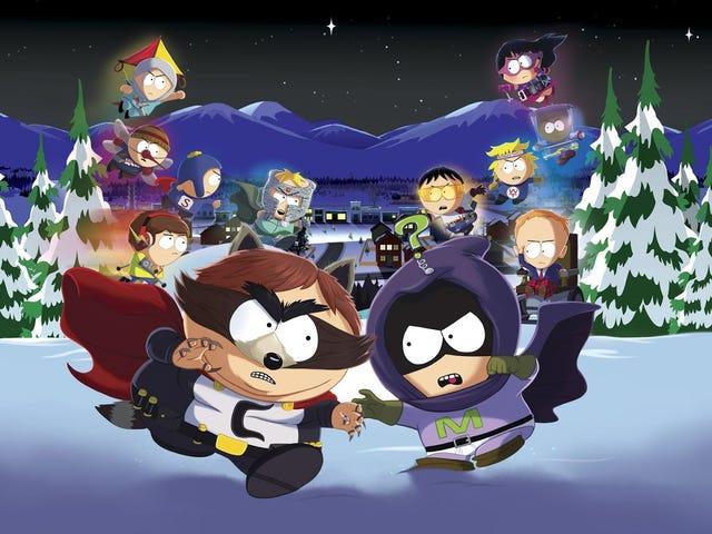 <i>South Park: The Fractured But Whole</i>人間のキャラクターを作るためのリトルディテールを使用 <em></em>
