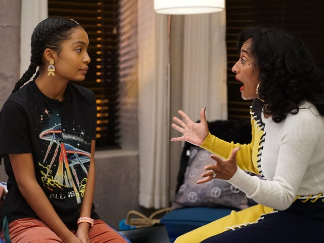 The (Other) Talk: What Last Week's Grown-ish Got Right About Mothers, Daughters and Sexuality