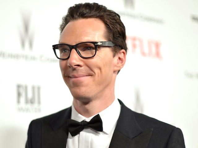 베네딕트 컴버 배치 (Benedict Cumberbatch) : 나는 '착색 된'배우를 가리키는 '바보'이다.