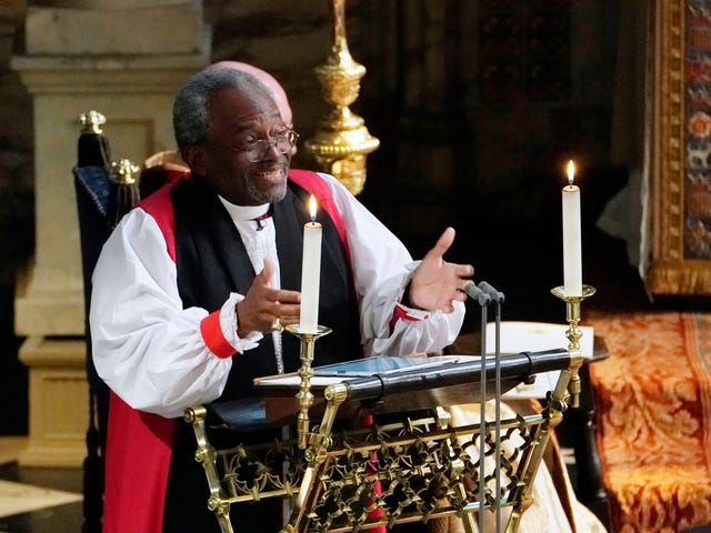 Bishop Curry Blesses Us With Reflections on the Royal Wedding