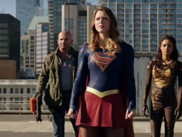 Supergirl and Legends of Tomorrow Will Share Monday Time Slot Next Year