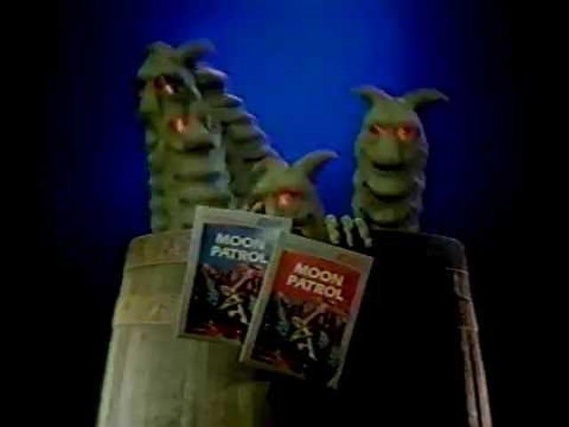 Τελευταία TAY Retro: Atari 2600/5200 |  Πύλη του φεγγαριού |  Εμπορική τηλεόραση (NA)