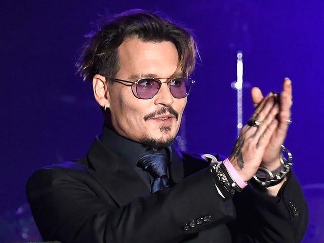 Johnny Depp vil ha Amber Heard å betale $ 100,000 av sine $ 1M advokatkostnader
