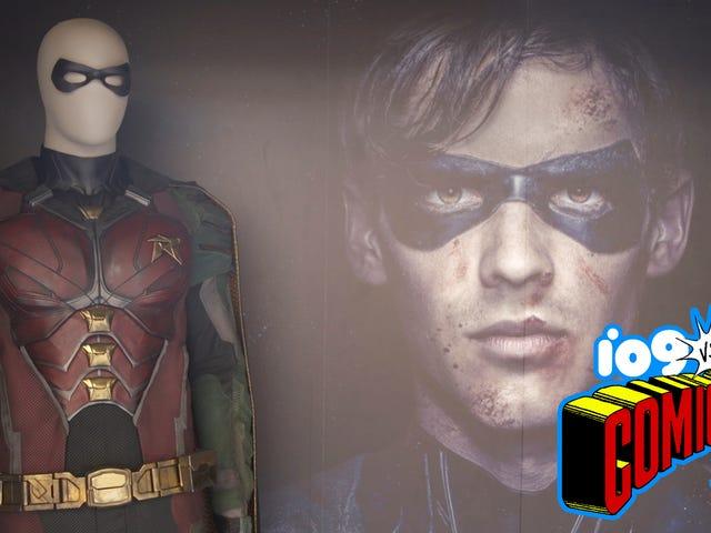 Годинники: DC перетворив цей рік на San Diego Comic-Con в дивовижну живу книгу коміксів