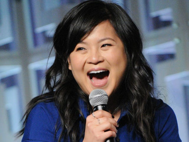 Kelly Marie Tran Was Working on The Last Jedi Before She Was Allowed to See The Force Awakens