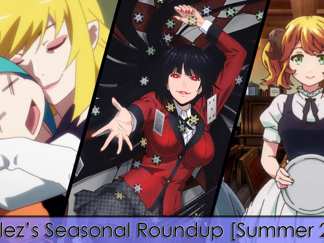 Stínolez's Seasonal Roundup [Summer 2017]