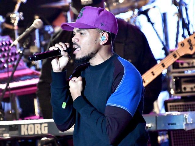 Chance The Rapper celebra la unión en su triunfante lanzamiento de estudio The Big Day