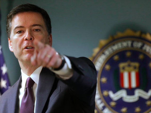 Dyrektor FBI James Comey to klaun