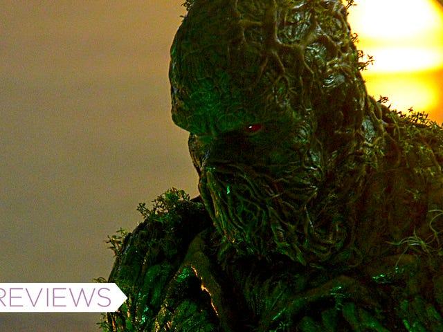 Hal yang Menakutkan Tentang <i>Swamp Thing</i> Semesta DC Universe Seberapa Baik Itu