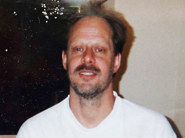 Report: Las Vegas Shooter Was Prescribed an Anti-Anxiety Drug in June