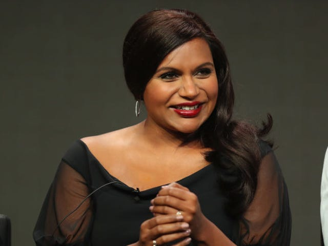 Mindy Kaling Gave Birth to Her First Child, a Daughter Named Katherine