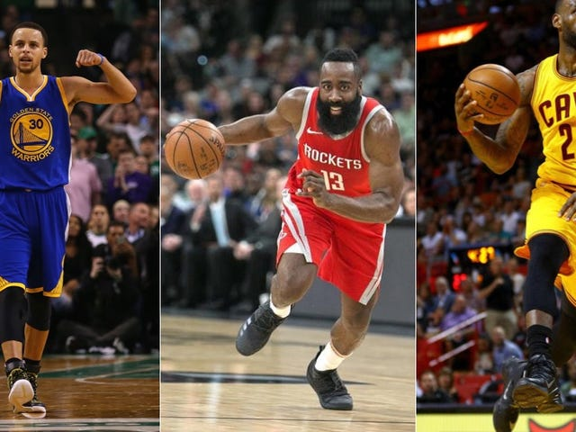 Spire Gud, Porselen Mamba Og Seks Trinn LeBron: Historiene bak Kinas beste NBA-kallenavn