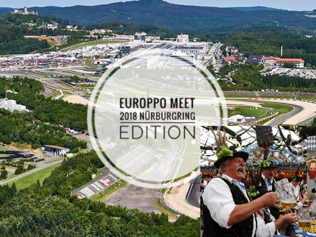 Oppomeet + Nürburgring + Oktoberfest in Munich?