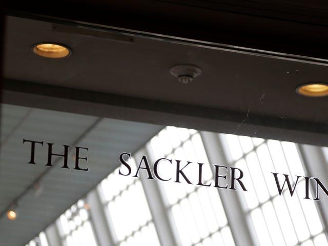 La nueva demanda de opioides va justo después de la familia Sackler