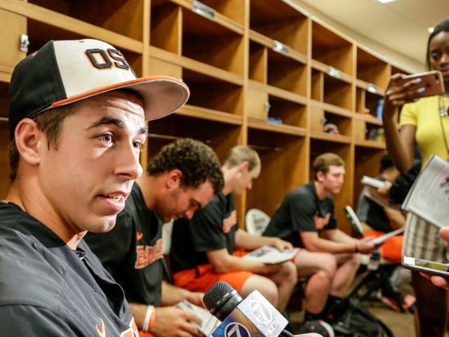 Luke Heimlich Signs With Taiwanese Baseball Team, League Kicks Him Out