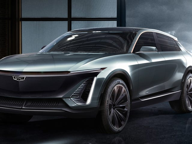 Cadillac's First Electric Car Will Be This Crossover