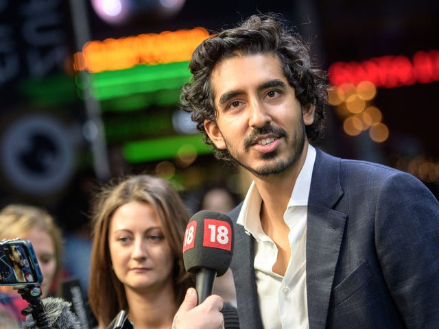 Will Somebody Please Hang Out With Dev Patel on His Birthday?