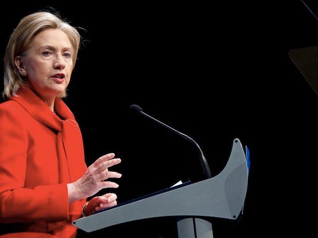 Informe: Hillary Clinton acaba de contratar a un ejecutivo de Google como CTO de su campaña
