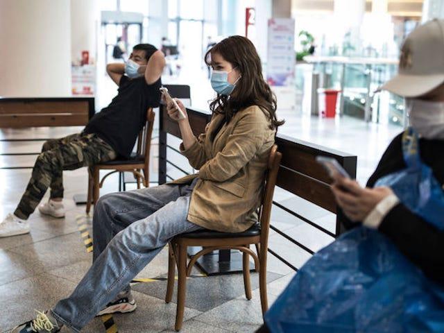 コロナウイルスが最初に出現した都市である武漢、入院患者はゼロであると報告
