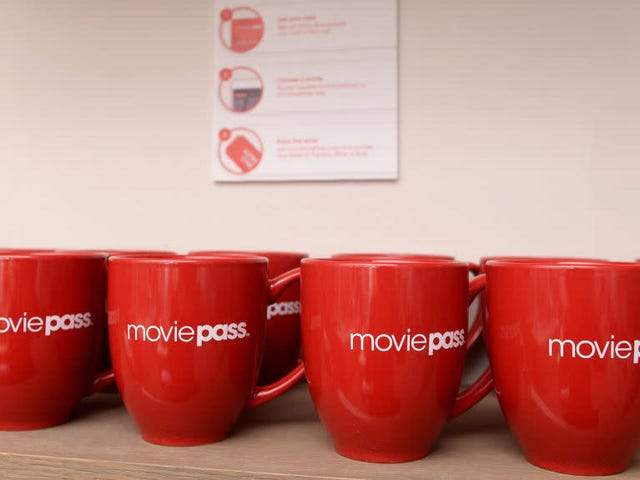 MoviePass Is 'On Hiatus' but Promises to Come Back Soon