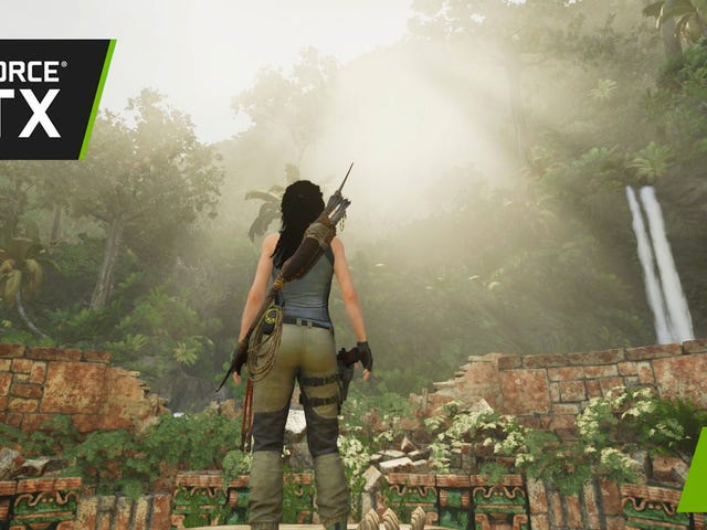 Nyren's Corner: Shadow of the Tomb Raider NVIDIA RTX Demo Gets 50/50 Results