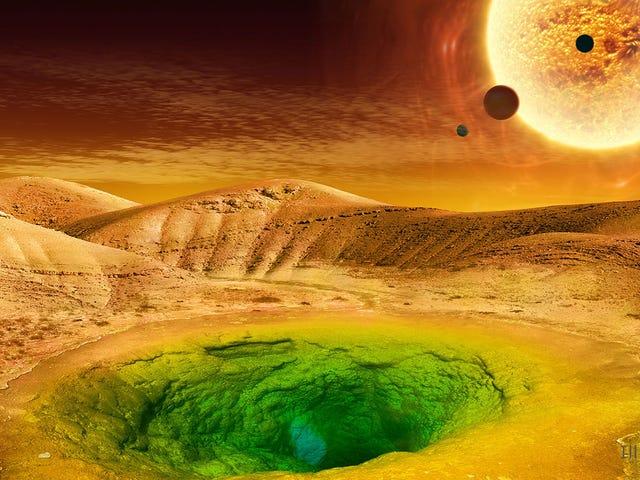Een nieuw NASA-led-project betekent dat het zoeken naar buitenaardse wezens wordt opgewarmd
