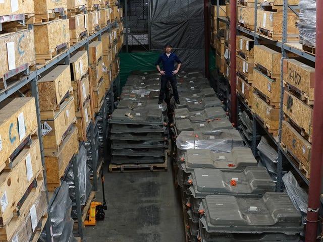 Um renegado da reciclagem está fora da prisão - e pronto para enfrentar a crise da bateria de veículos elétricos