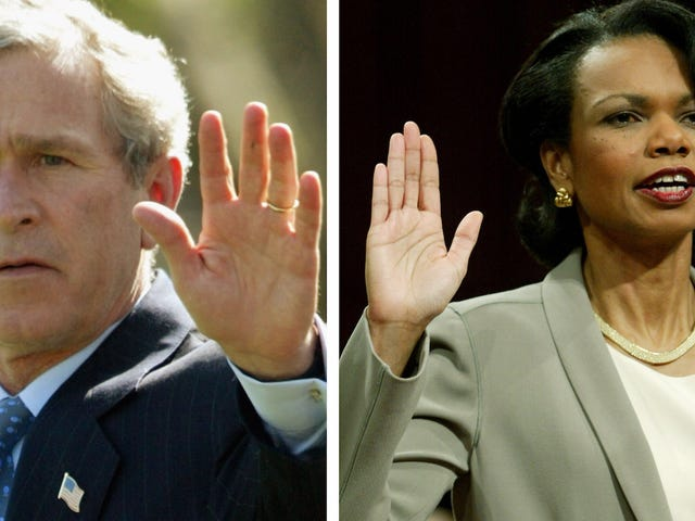 Who Will Play George W. Bush and Condoleezza Rice in the Next American Crime Story?