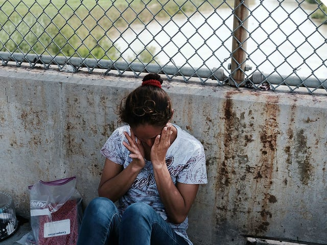 Putting Kids in Cages Is Making Private Contractors Rich