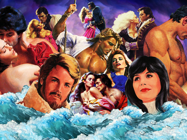 The Steamy, Throbbing History of Romance Novel Covers