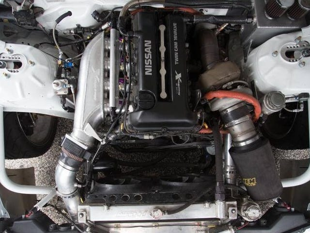 Here's What A $17,000 Four-Cylinder Engine Sounds Like
