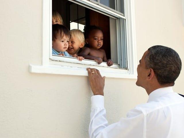 Барак Обама, Шарлоттсвилль, штат Вирджиния, Tweet