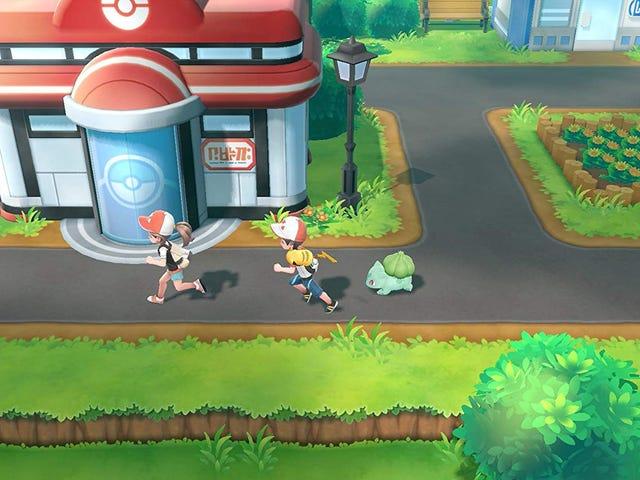 Pick Up Pokemon: Lets Go Eevee!  För bara $ 30 från Amazon
