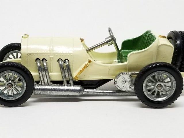 Surprise Saturday - Lesney Matchbox Models of Yesteryear 1908 Mercedes Grand Prix