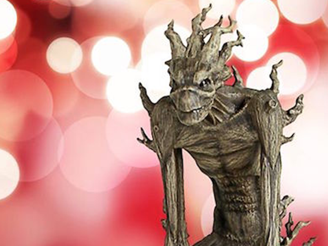 Surprise, A Potted Groot That's Not Based On The GOTG Movie