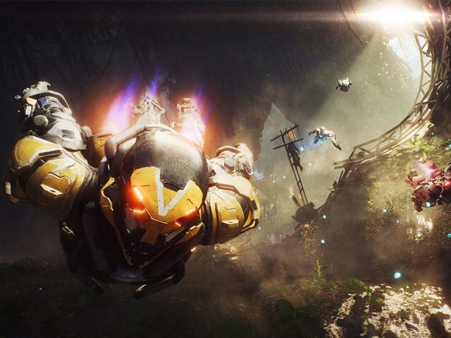 """<a href=""""https://games.avclub.com/how-is-bioware-s-anthem-beta-so-terrible-at-telling-sto-1832580325"""" data-id="""""""" onClick=""""window.ga('send', 'event', 'Permalink page click', 'Permalink page click - post header', 'standard');"""">How is BioWare's<i>Anthem </i>beta so terrible at telling stories?</a>"""